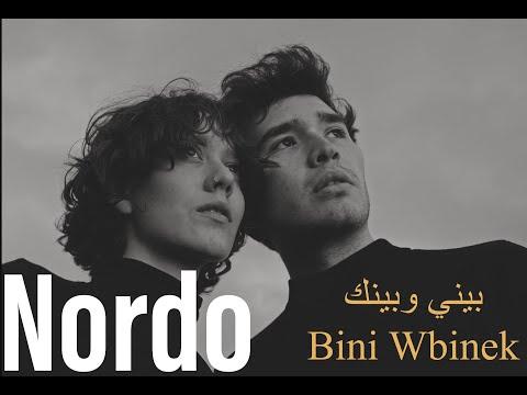 Nordo - Bini Wbinek   بيني و بينك (Clip Officiel) [Produced by @Dansonn Beats  ]