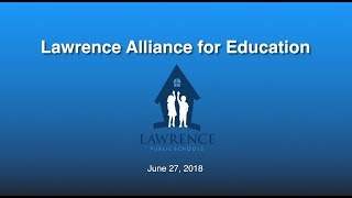 LAE Meeting 6-27-18