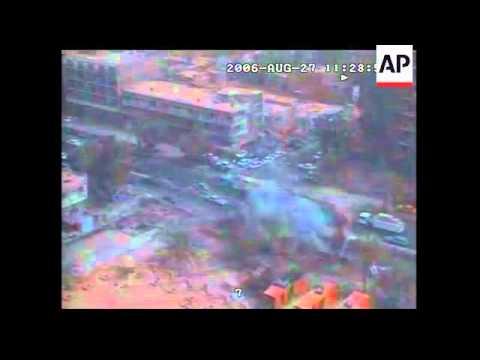WRAP Bombs in Baghdad, Baqouba, Basra and Kirkuk