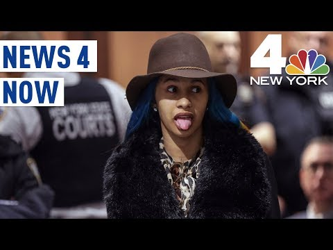 Cardi B Goes to Court, Finds Out About Grammy Noms | News 4 Now Mp3