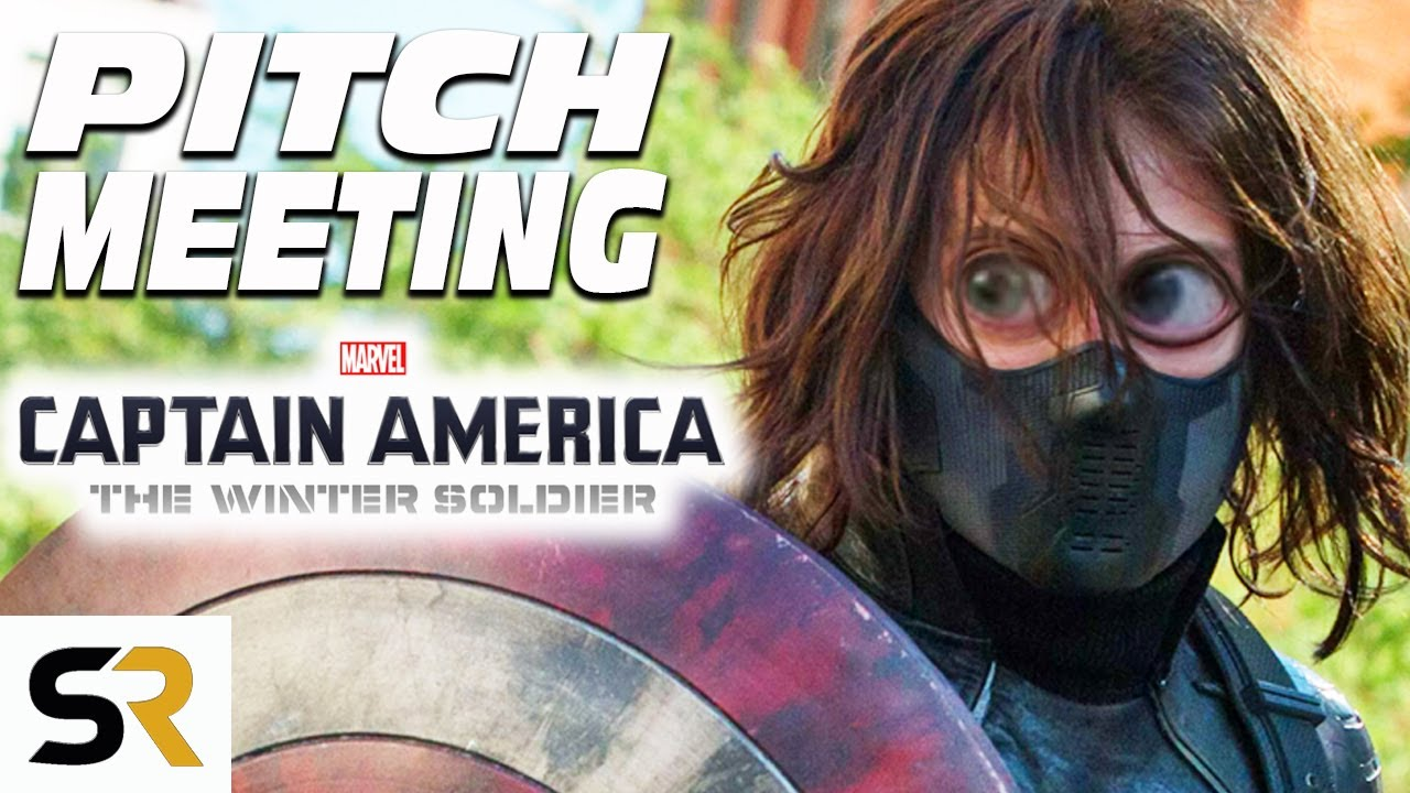 Captain America The Winter Soldier Pitch Meeting