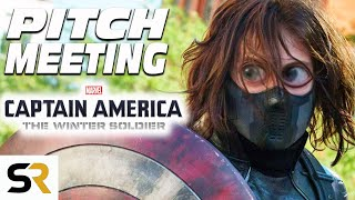 Captain America: The Winter Soldier Pitch Meeting