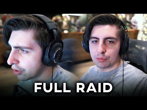 FULL RAID: Solo in Labs, 12 Kills