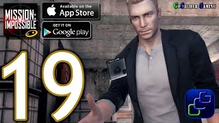 Mission Impossible Rogue Nation Android iOS Walkthrough - Part 19 - Vienna