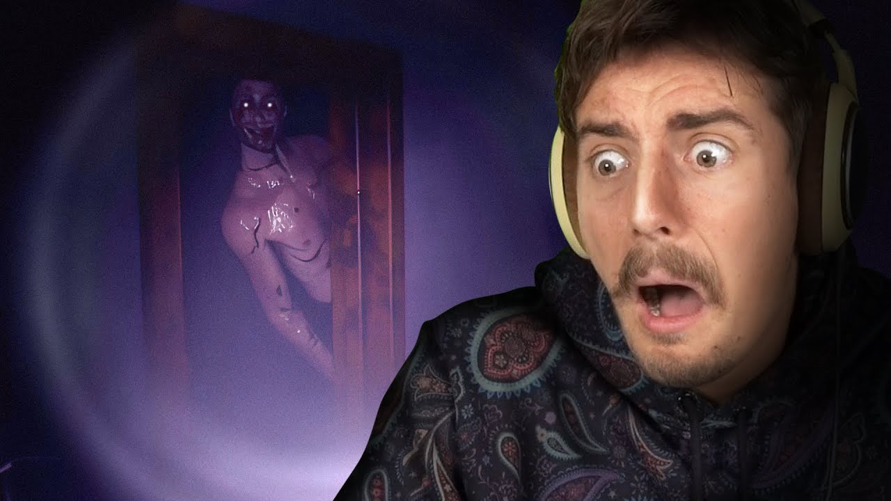 DON'T GO DOWN THE ELEVATOR!! (Wrong Floor Horror Game)