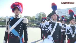 Repeat youtube video Giuramento allievi carabinieri 135° corso 'MOVM Fortunato Caccamo'