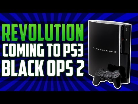 Black Ops 2 Revolution DLC Coming To PS3 & PC