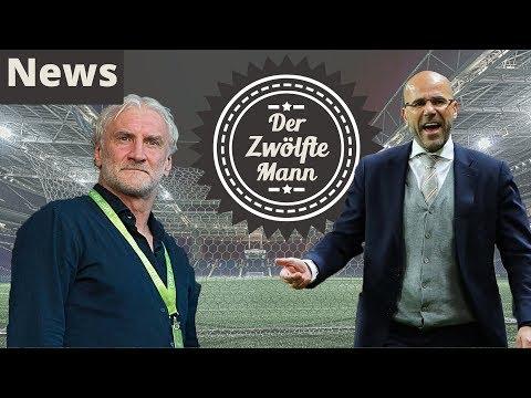 BUNDESLIGA NEWS ⚽ Bosz wird neuer BVB-Trainer & Trainer-Chaos in Leverkusen
