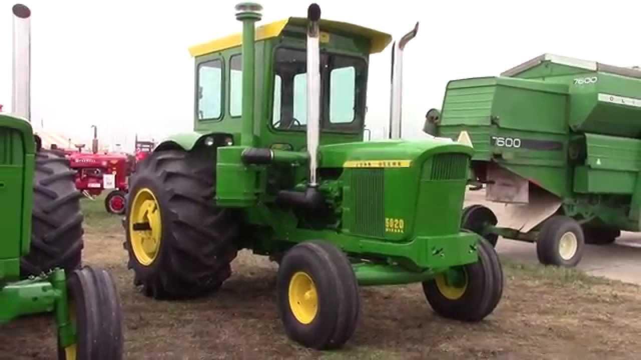 Big Bud 747 >> Heritage Iron Muscle Tractor Exhibit at the 2015 Half Century of Progress - YouTube