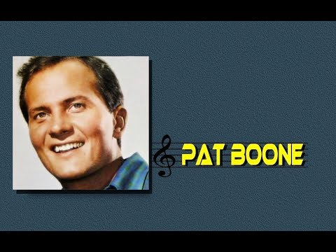 PAT BOONE -  My God Is Real (Yes God Is Real)