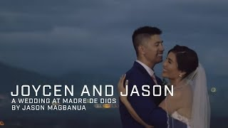 Joycen and Jason: A Wedding at Madre de Dios