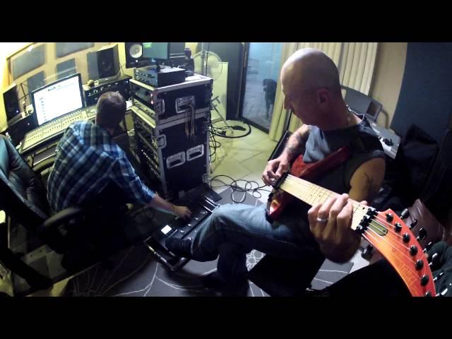 Materium in The studio