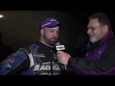 Durrence Layne Dirt Late Model Series at Southern Raceway 11-9-19 Top 3 Interviews