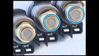 Очистка регулирующих клапанов  электрогидравлического блока акпп 722.9