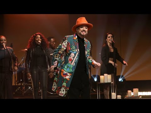 Boy George & Culture Club Perform 'Life' Mp3