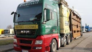 MAN TGX - Petschl Transporte - LKW-Thorsten