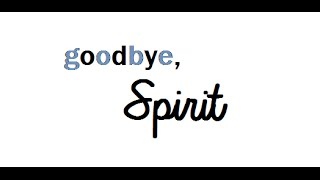 Goodbye Spirit (sims 3 Dogs)