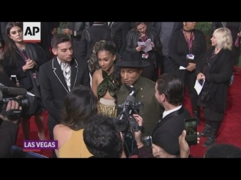 Pharrell's unity message to Latinos from YouTube · Duration:  2 minutes 11 seconds