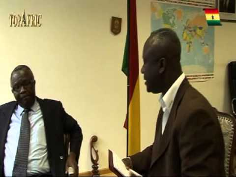 Interviewing His Excellency King Paul Aryena by Desmond John Beddy