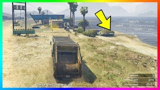 MrBossFTW Gets His Business Cargo Destroyed By Foul-Mouthed Tryhard Griefers In GTA Online!