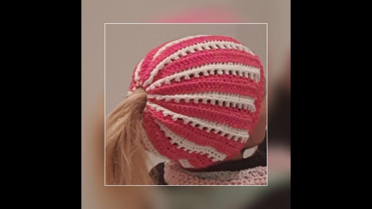 Mütze Yve 10 Häkeln Mit Yve Youtube