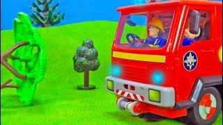 Feuerwehrmann Sam: Feuerwehr Spielzeug Autos Film - Toy Vehicles for Kids