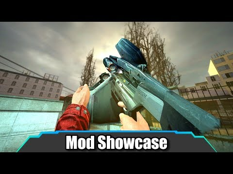 These Are The Most Realistic HL2 Weapons Ever! | Garry's Mod | Mod Showcase thumbnail