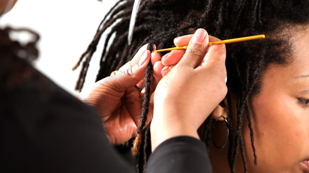 How To Crochet Dreads Get Dreads Youtube