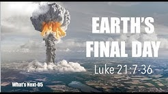 EARTH'S FINAL DAY