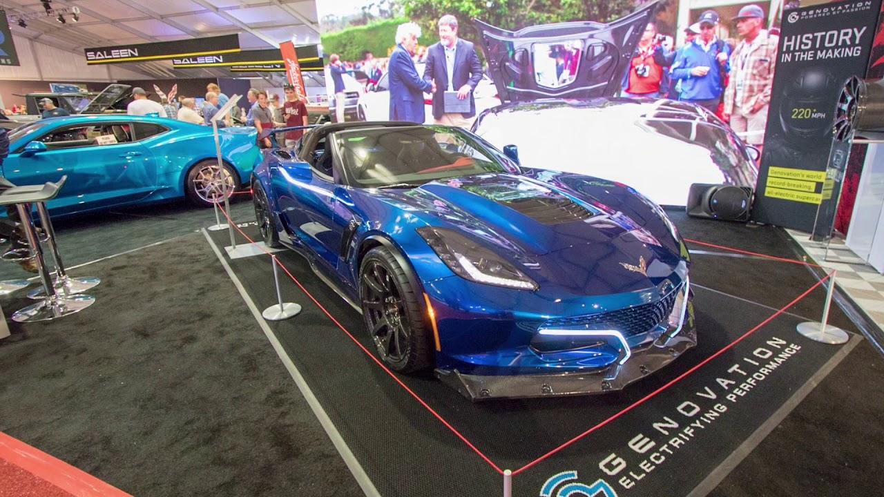 BarrettJackson Auto Show And Auction Highlights YouTube - Barrett jackson car show