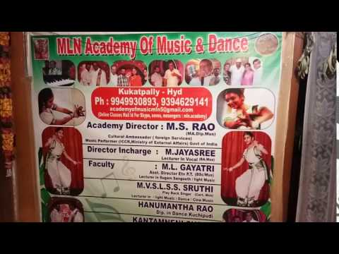 MLN Academy Of Music & Dance,Dilsukhnagar, Hyderabad   360° View   Yellowpages.in