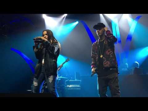 Anitta e Mc Kevinho Ensaia: O Grave Bater Música Boa AoVivo