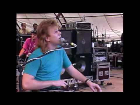 The Jeff Healey Band - Angel Eyes (Live 1991) (Promo Only)