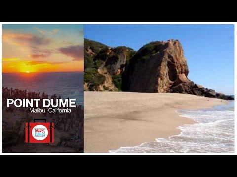 Malibu Sunset from Point Dume Hike