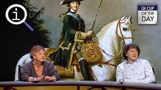 QI | How Did Catherine The Great Die?