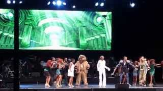 André De Shields sings Y'all Got It in The Wiz is 40 at #summerstage30