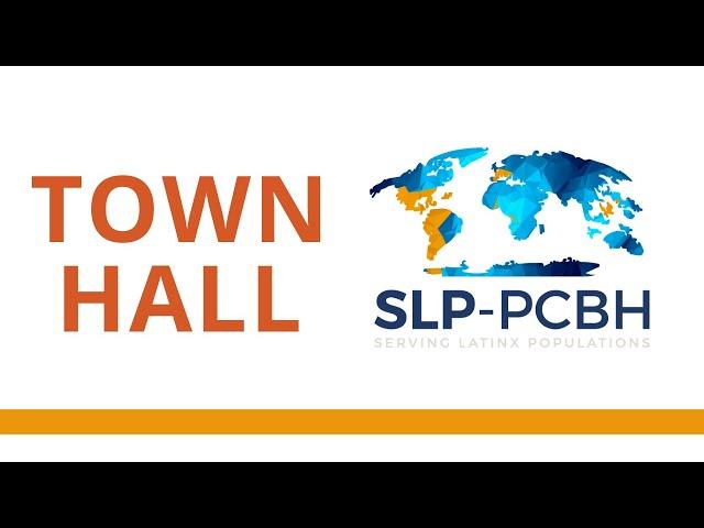 SLP First Town Hall!