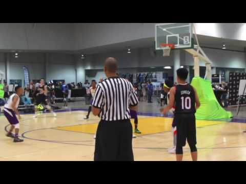 BCR9 vs Sacramento Lightning - 9th Grade Boys - 2016 Jam On It Las Vegas