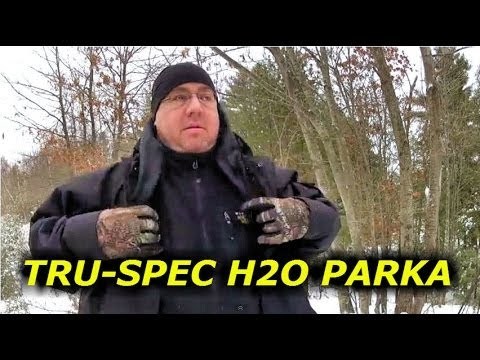 TRU-SPEC H2O Proof ECWCS GEN-1 Parka Review