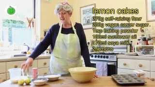 Happy Food   Game Of Thrones   Lovely Vegan Lemon Cakes