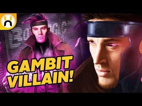 Gambit Villain REVEALED & It's NOT Who You Expect