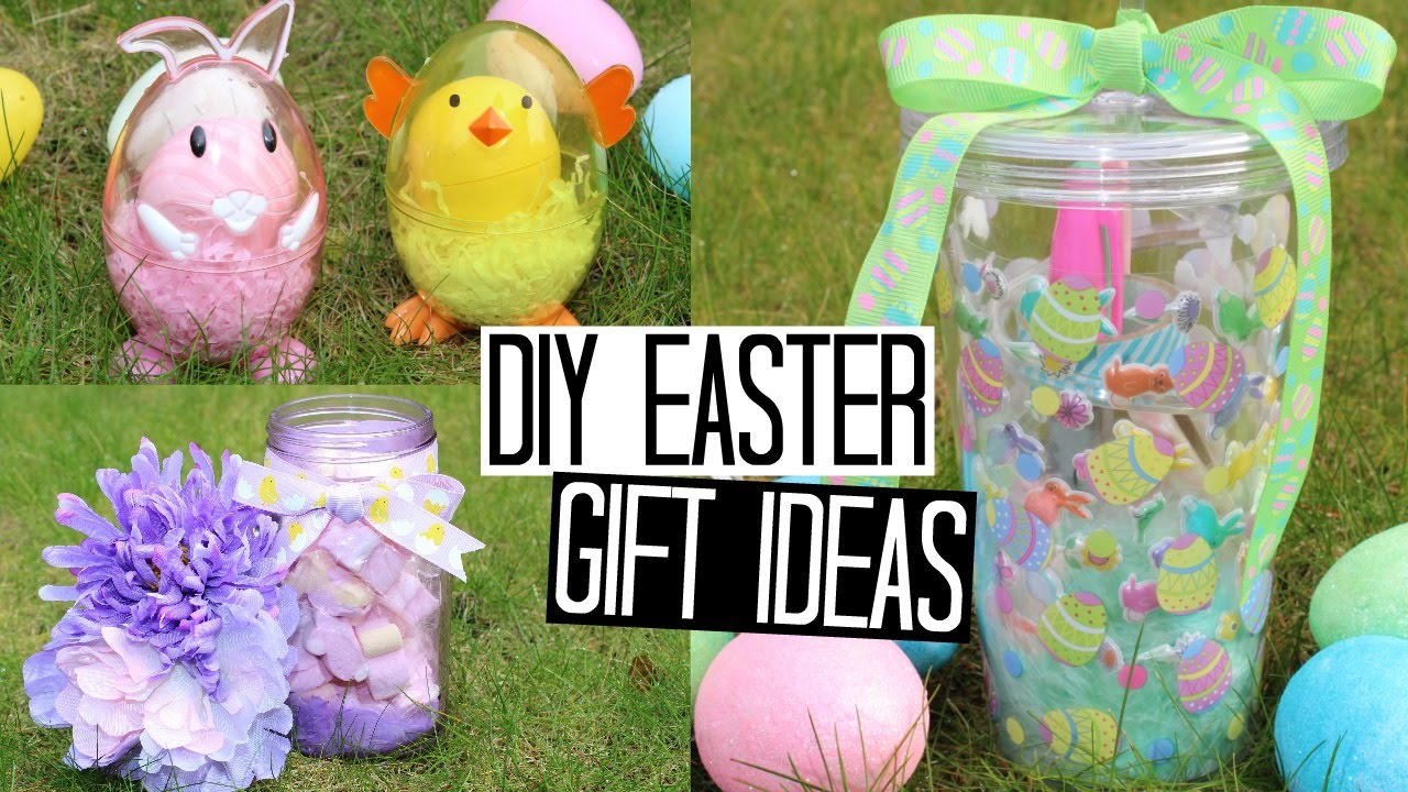 Diy easter gift ideas easy affordable no chocolate youtube diy easter gift ideas easy affordable no chocolate negle Gallery