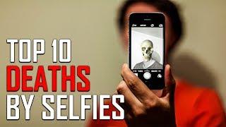 Top 10 People Died Because Of a Selfie