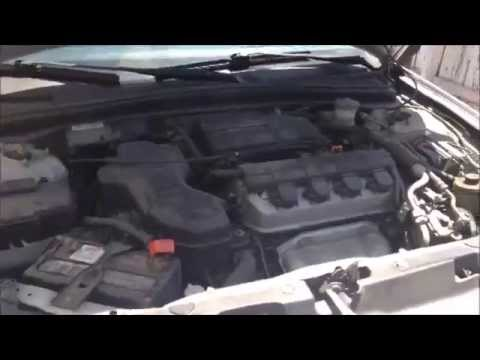 replace pcv valve    honda civic   civic