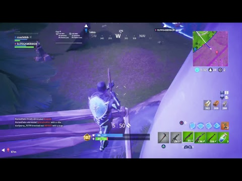 Yeah im terrible sorry bout it/ FORTNITE GAMEPLAY