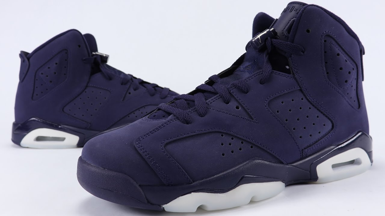 new product f72e6 8c4a1 ... coupon code for air jordan 6 purple dynasty review on feet youtube  9414d 3f825