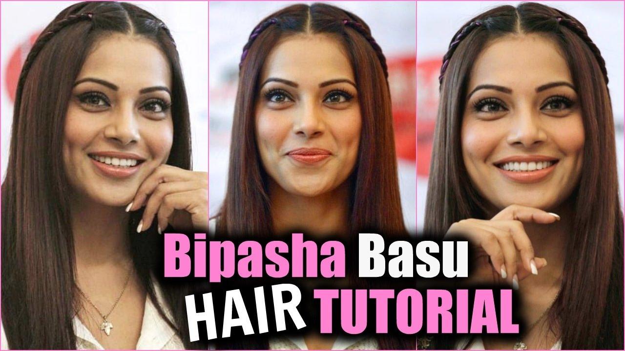 Easy Braided Hairstyle Tutorial For Short Hair Long Hair Medium