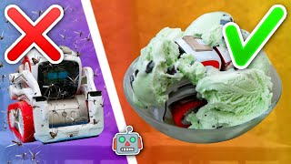 Life Hacks TESTED by Cozmo Robot Toy (5-Minute Crafts)