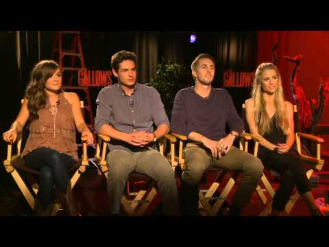 The Gallows: Pfeifer Brown, Reese Mishler, Ryan Shoos & Cassidy Gifford Exclusive Interview