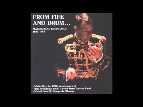 """OFFENBACH Galop from """"Genevieve de Brabant"""" - """"The President's Own"""" U.S. Marine Band"""